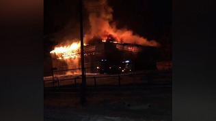 Жителей Катав-Ивановска шокировала новость о пожаре в клубе
