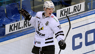 Виталий Кравцов попал в список кандидатов в молодежную сборную России