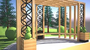Сквер «Культуры и отдыха» реконструируют в Верхнеуральске к 2019 году