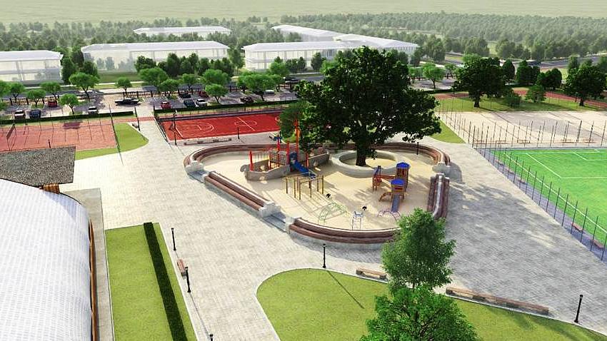 В Южноуральске построят современный спортивный комплекс
