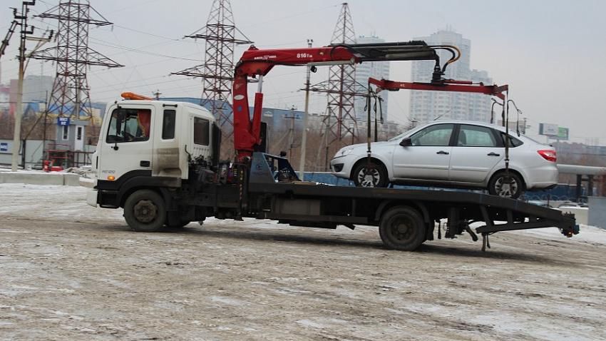 Получение автомобилей на штрафстоянке в Челябинске станет более комфортным