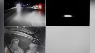 Пьяного угонщика «Тойоты» остановили при помощи табельного оружия полицейские