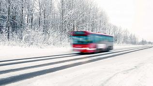 Больше 160 междугородных автобусов отменят в Новый год
