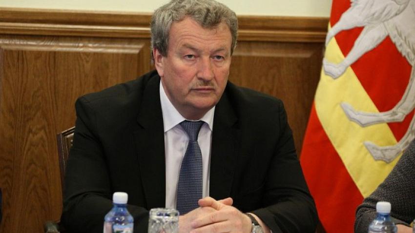 Анатолий Литовченко, депутат Госдумы: «Вода, которую люди употребляют, должна соответствовать всем ГОСТам и нормативам»