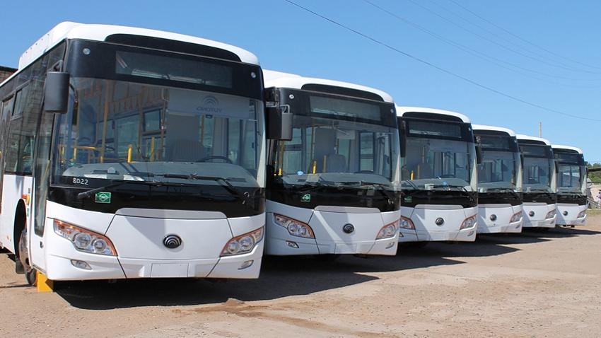 Челябинские власти закупят 300 новых экологичных автобусов