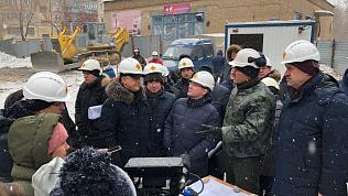 9 и 10 подъезды дома в Магнитогорске, где прогремел взрыв, расселят