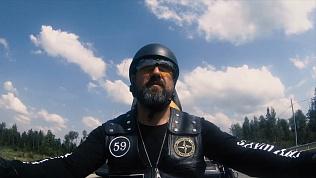 В сети появился тизер фильма о путешествии челябинского священника-байкера по храмам России