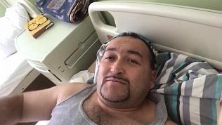 Эльбрус Нигматуллин, находящийся сейчас в больнице, рассказал о своем состоянии