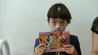 Помочь маленькому Мансуру Абрарову в борьбе с синдромом Дауна призывает ОТВ