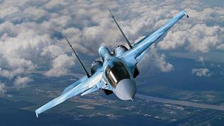 Орден Суворова вручили авиационному полку в Челябинской области