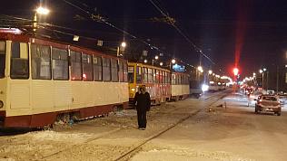 С виновника в простое городского транспорта взыщут убытки