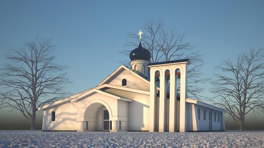 В Челябинске появится еще один православный храм