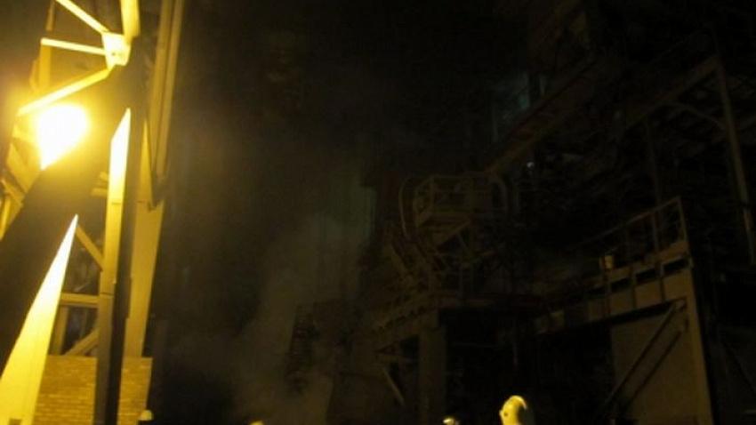 На заводе «Мечела» произошел пожар, есть погибшие