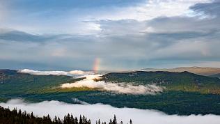 Кластер заповедных территорий появится на Южном Урале после создания нацпарка «Зигальга»