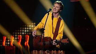Южноуральский музыкант Денис Соболев прошел кастинг в популярное шоу «ПЕСНИ» на ТНТ