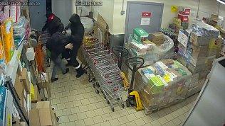 Сила слова: в Копейске безоружные мужчины ограбили супермаркет