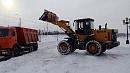 Показатели по уборке снега в Челябинске выросли до 50%
