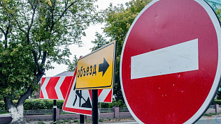 На следующей неделе ограничат движение в трех районах Челябинска