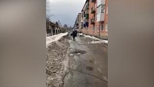 Женщину в Симе убила упавшая глыба льда