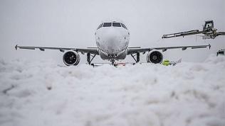 Самолеты 6 авиакомпаний не может принять челябинский аэропорт