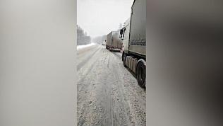 Пробки на М5 «Урал» и закрытые участки на сегодня