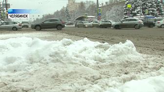 Снег в Челябинске будет идти всю ночь