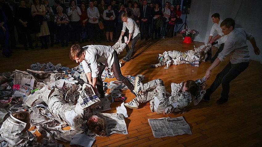 В Челябинске пройдет фестиваль «ТеатрПространствоСвободы»