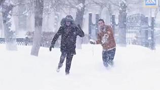 Снегопад на Южном Урале породил музыкальный хит