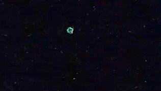 На Северо-западе челябинка увидела НЛО