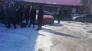 О расстреле на Успенском кладбище рассказали очевидцы происшествия