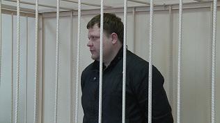 Видео из зала суда. Вынесена мера пресечения мужчине, подозреваемому в убийствах на Успенском кладбище