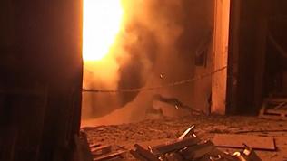Невиданное количество оружия уничтожили в Челябинске оперативники. ВИДЕО