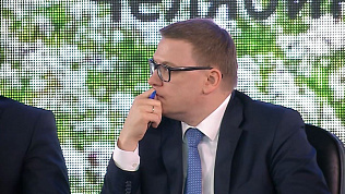 Алексей Текслер посетил агровыставку в Челябинске