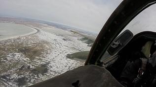 Учения с 500 килограммовыми авиационными бомбами прошли на Южном Урале