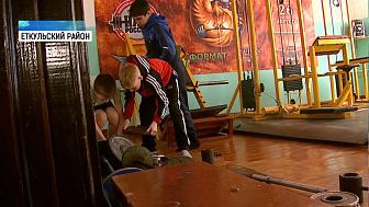 Детской хоккейной команде нужна форма