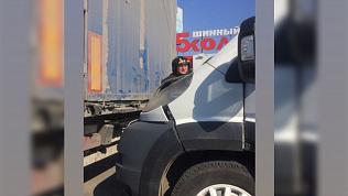 Второе ДТП за сутки произошло на Копейском шоссе