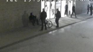 Кража велосипеда у ТРК «Родник» переросла в потасовку. ВИДЕО