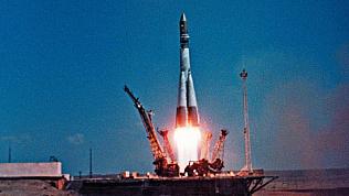 Поздравление с Днем космонавтики для россиян записали на МКС