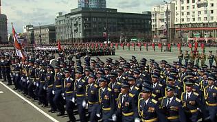 Зрители ОТВ смогут увидеть трансляцию прямиком с Парада Победы