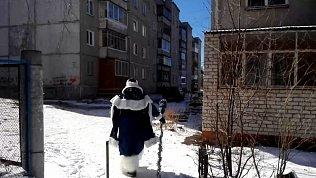 Дед Мороз сдался и покинул Южный Урал до следующего года. Без шуток. ВИДЕО