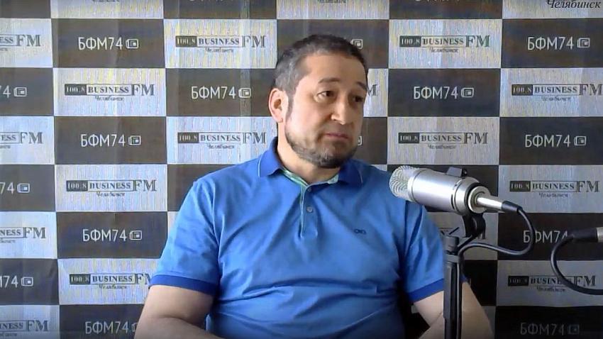 Салим Шарыпов: «Центр обработки данных может появиться через 5 лет системной работы над проектом»
