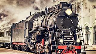 340 ветеранов проедут в ретро-поезде накануне Дня Победы