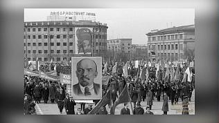 Как отмечали первомай в Советское время