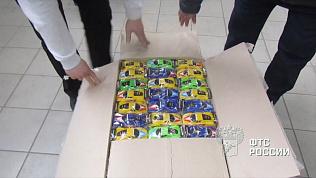 Гоночные Феррари незаконно использовали товарный знак и были задержаны уральскими таможенниками