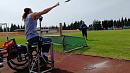 Южноуральские параспортсмены выиграли 7 медалей на соревнованиях по легкой атлетике