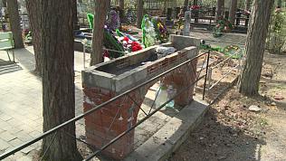 Барбекю на кладбище в родительский день возмутило челябинцев