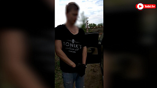 Кладмена задержали в Челябинске  с 167-ю свертками. ВИДЕО