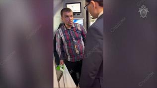 Житель челябинской области устроил дебош в самолете «Новосибирск — Москва»