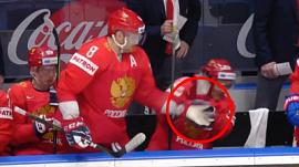 Овечкин виртуозно спас зубы Дадонова на чемпионате мира