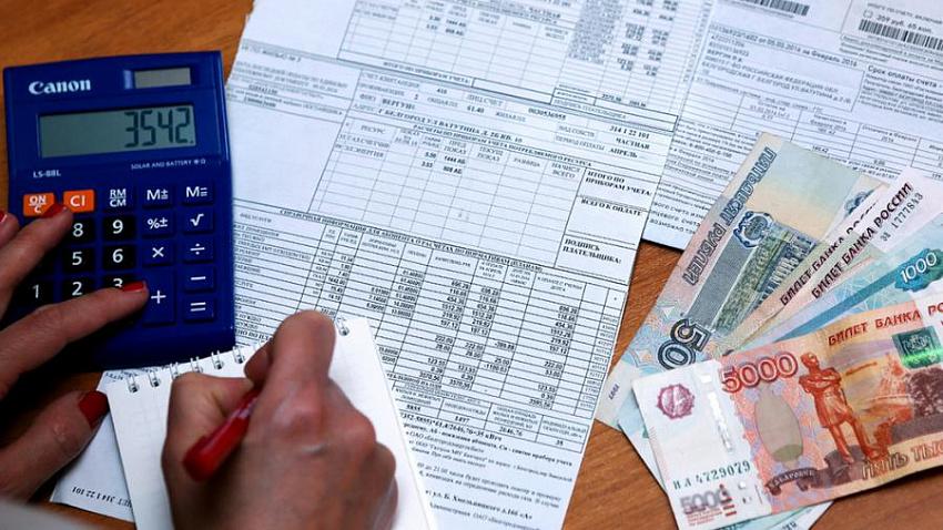 Долги южноуральцев перед поставщиками коммунальных услуг снизились на 5%